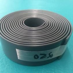 """2"""" Vinyl Chair Strapping Patio Furniture Repair 20' Charcoal"""