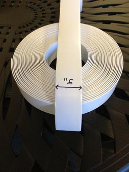 """2"""" Vinyl Strapping For Patio Furniture Repair 45' Roll -COLO"""