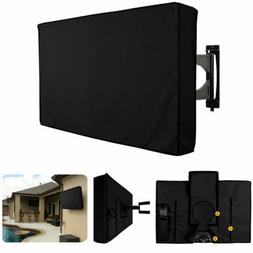 """22""""-58"""" Inch Waterproof TV Cover Outdoor Patio Flat LCD LED"""