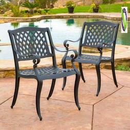 Christopher Knight Home 239070 Marietta Outdoor Cast Aluminu