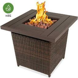 28in fire pit table 50 000 btu