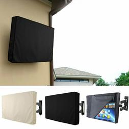 """30""""-58"""" Inch Waterproof TV Cover Outdoor Patio Flat Televisi"""