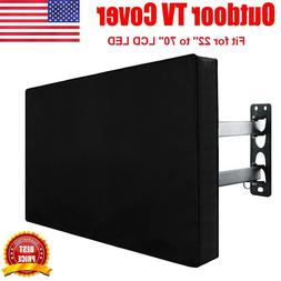 """30""""-65"""" Inch Waterproof TV Cover Outdoor Patio Flat Televisi"""