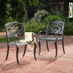 Christopher Knight Home 300680 Augusta Outdoor Cast Aluminum