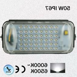 50w IP67 LED Home Security Large Area Outdoor Indoor Externa