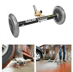 Ryobi Pressure Washer 11in Water Broom Less Time Cleaning De