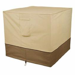 Air Conditioner Covers Square Outdoor Furniture Patio 34x34x