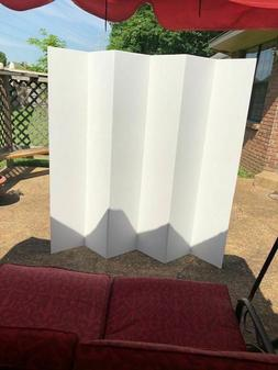 Balcony Patio Privacy Screen Partition Room Divider 5 1/2 ft