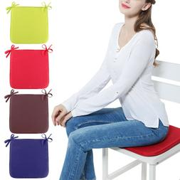 Chair Seat Pads Cushions with Tie on Dining Room Garden Kitc