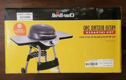 Char Broil TRU Infrared Patio Bistro Electric Grill, Graphit