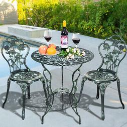 Bistro Furniture Clearance Set Table Chair Outdoor Patio Gar