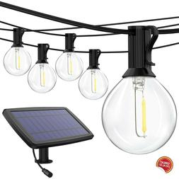 Commercial Outdoor String Lights For Patio Solar Led Indoor