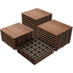 Deck Patio Tiles Wood Flooring Interlocking Wood Patio Paver