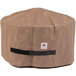 Duck Covers Elite Round Fire Pit Cover