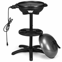 Electric Outdoor Grill Patio Bistro BBQ Portable Camping Sma