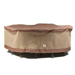 Furniture Set Covers Duck Covers Ultimate Round Patio Table