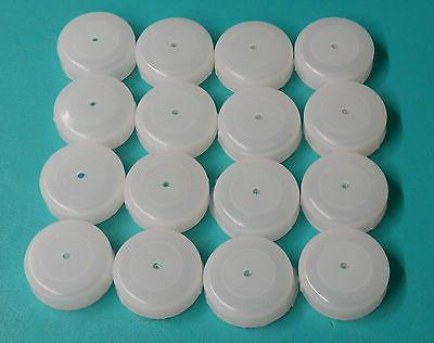 16 New Plastic Wrought Patio Cups