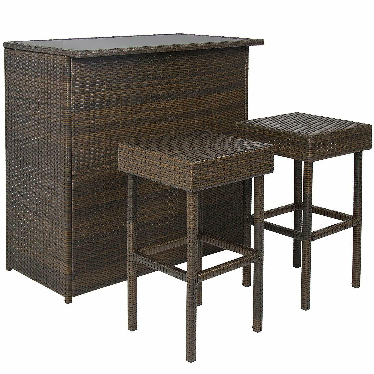 Best Choice All-Weather Table Set Patio,
