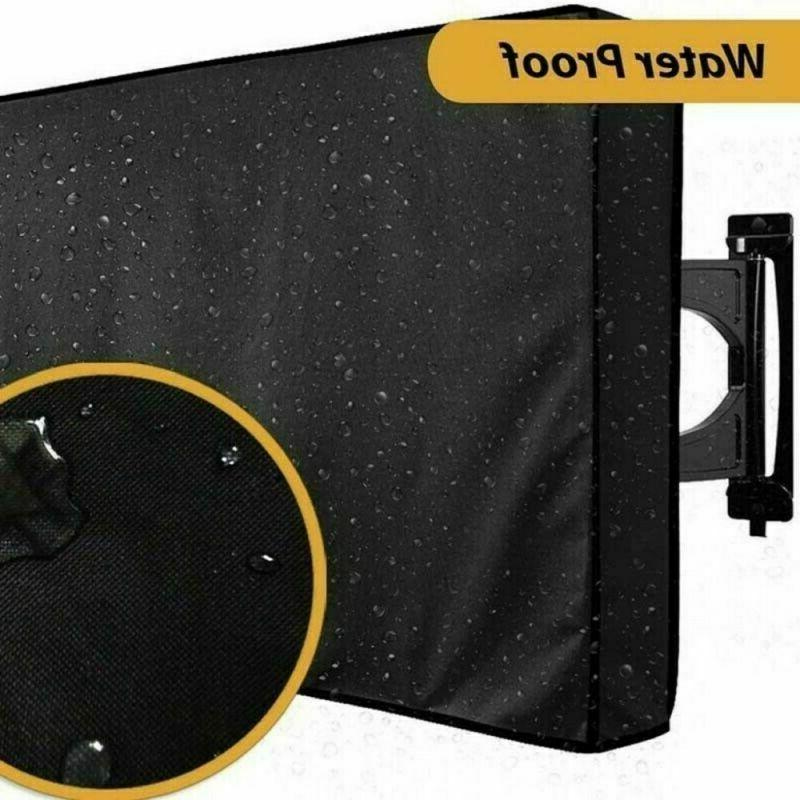 """30""""-65"""" TV Cover Weatherproof Television Protector"""