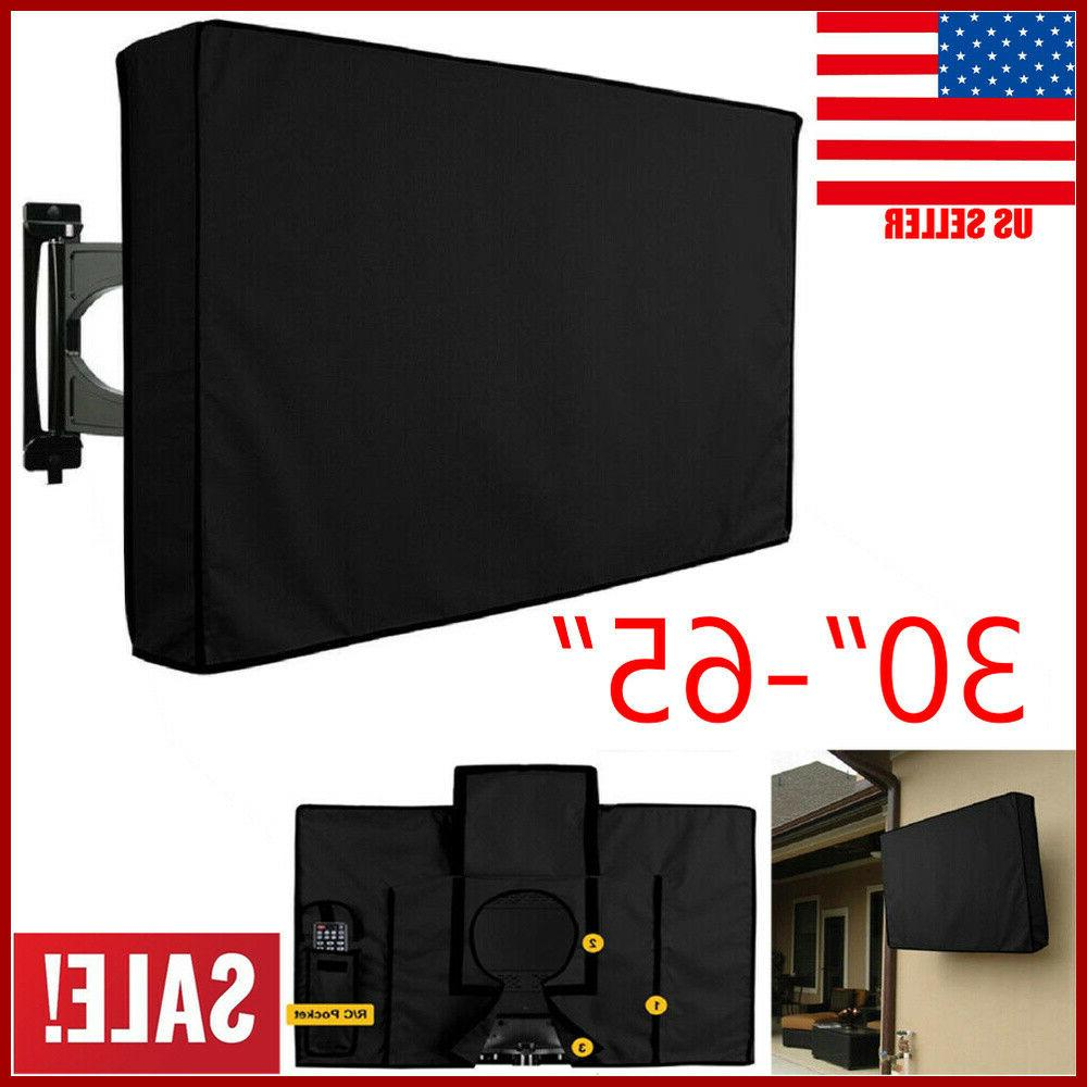 30 65 tv cover outdoor patio flat