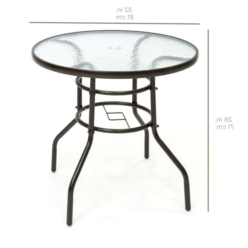 Best Products Round Bistro Table w/