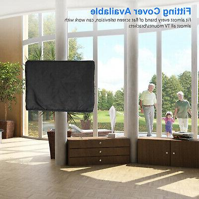 """40-42"""" TV Cover Patio Weatherproof Television"""