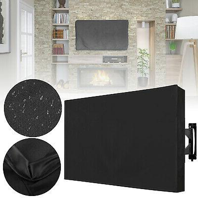 40 42 tv cover outdoor patio flat