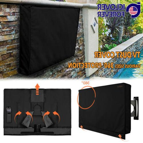 40 65 tv cover outdoor patio flat