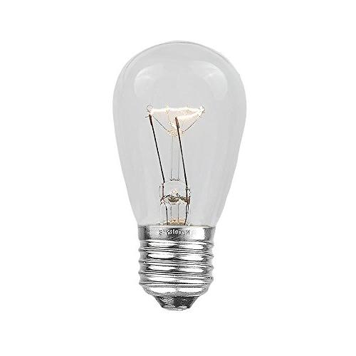 Novelty Pack S14 Outdoor Patio Replacement Bulbs,