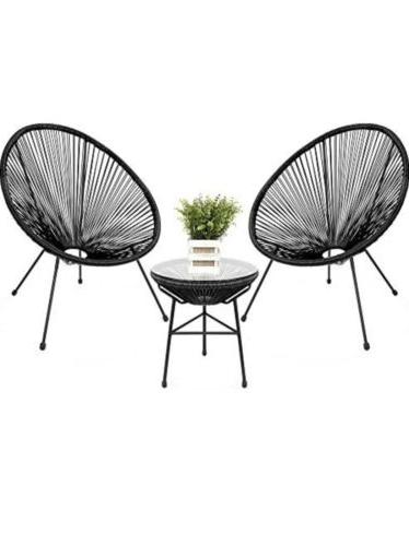 auction ends tomorrow 3 piece patio acapulco