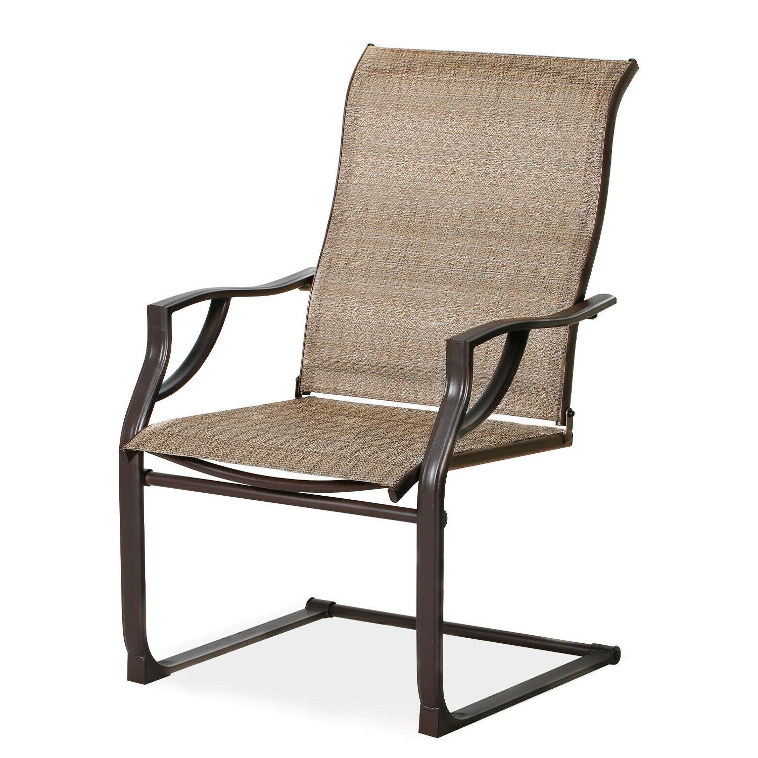 Bali Motion Patio Chairs of 2 Lawn