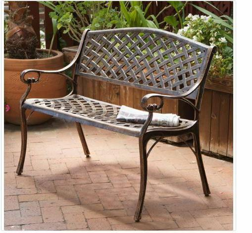 Copper Aluminum Christopher Knight Patio