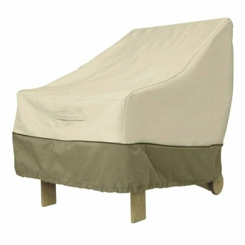 Chair Cover Home Deck Lawn