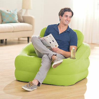 Intex Outdoor Accent Chair Cup Green | 68586EP