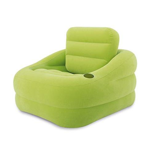 inflatable indoor accent chair