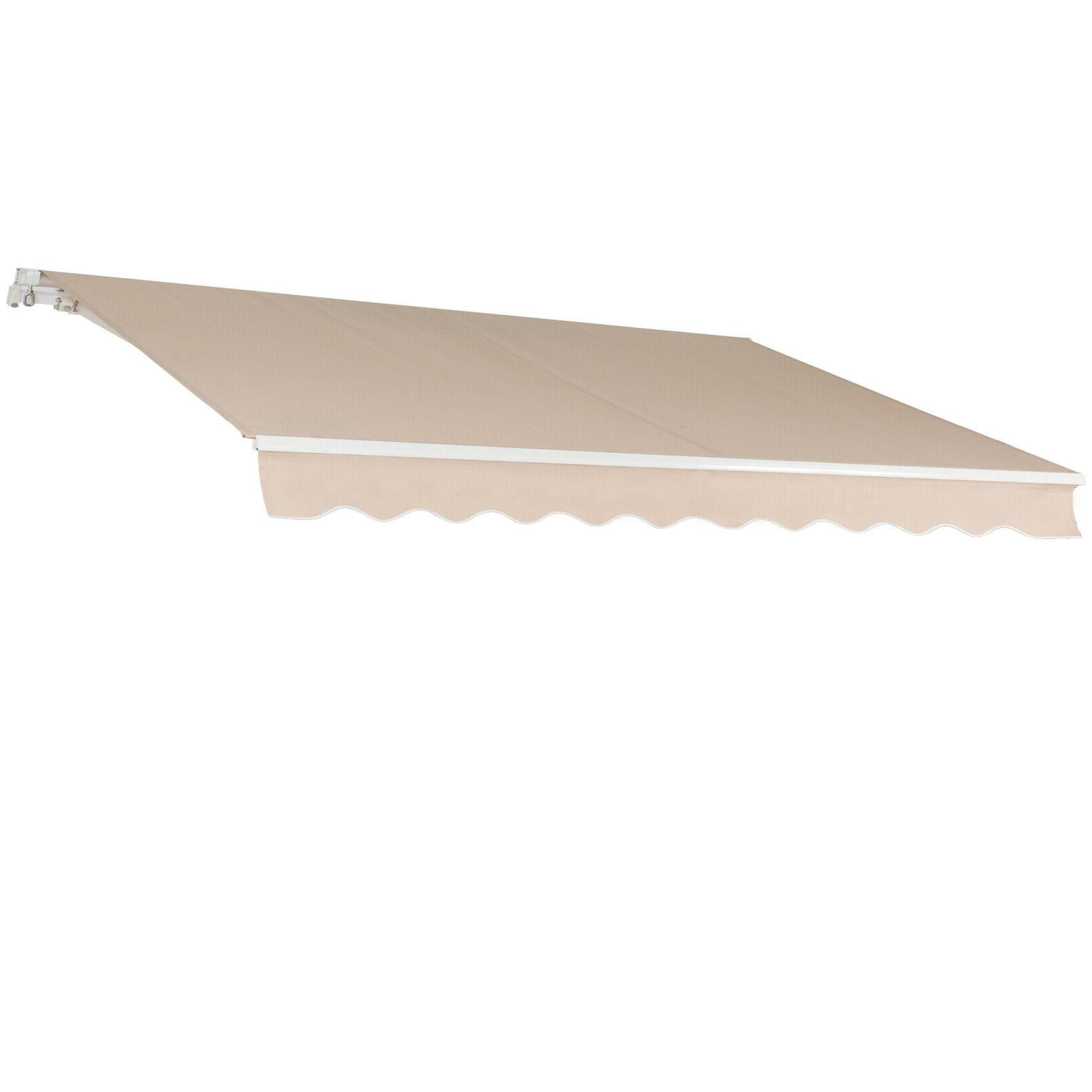 """Retractable 98""""x80"""", Choice Products"""