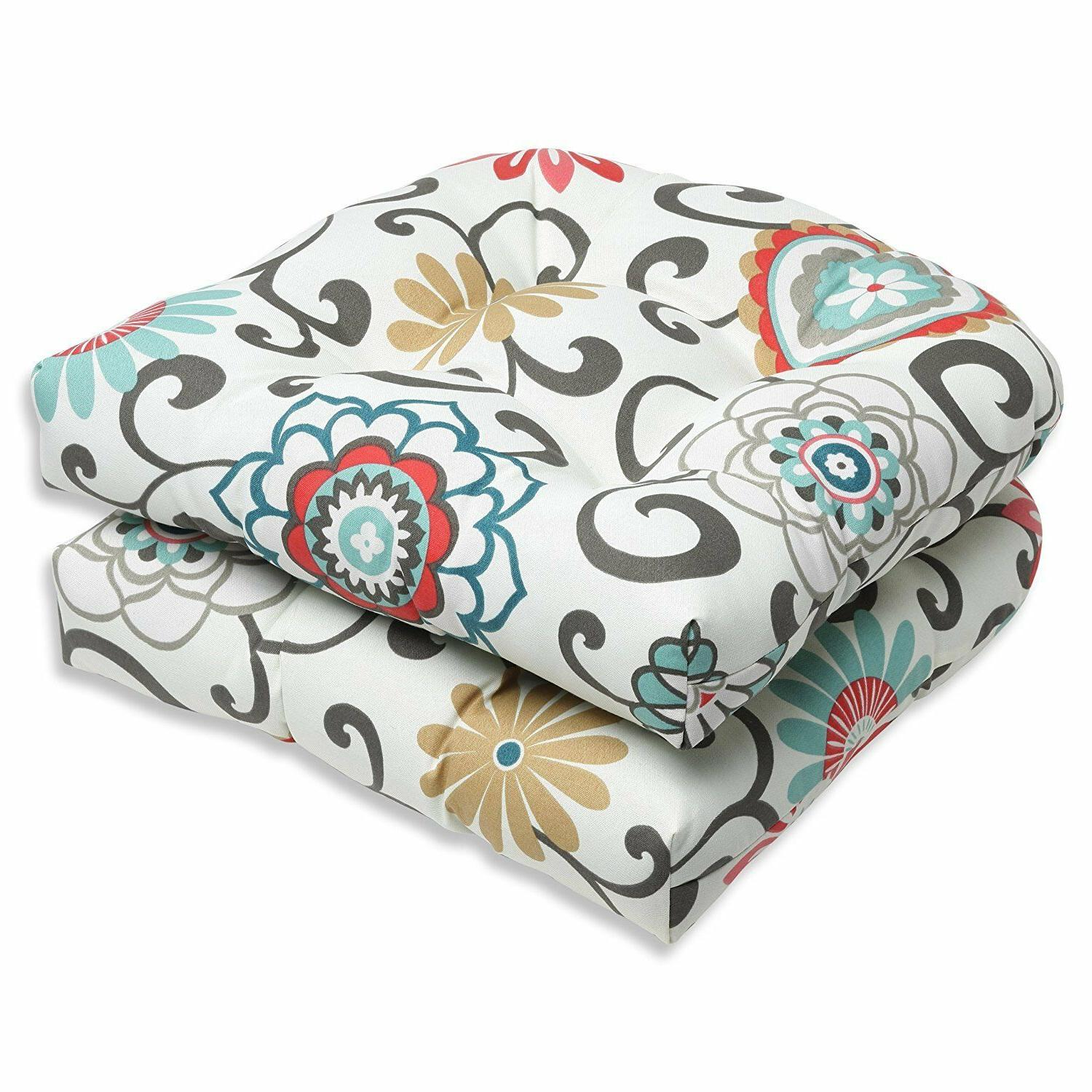 Outdoor Seat Cushions For Wicker Chairs Seat Patio Furniture