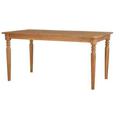 solid acacia wood outdoor dining table 59