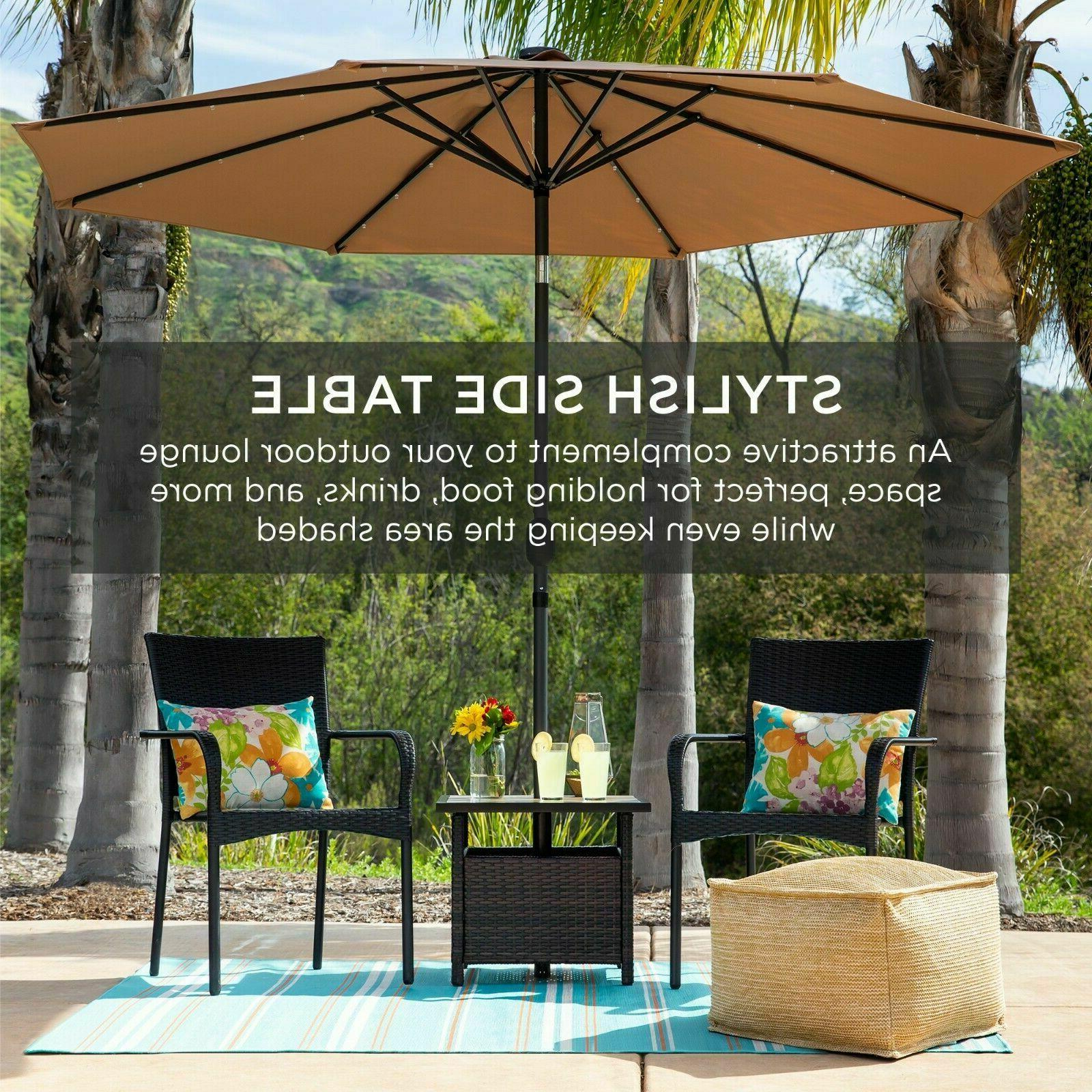 Best Products Rattan Patio Outdoor
