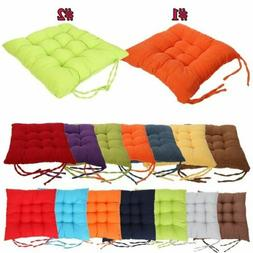 New Chair Seat Pads Cushions Patio Home Kitchen Office Indoo