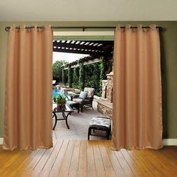 Cross Land Outdoor Curtains UV Protection Thermal Insulated
