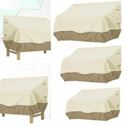 Garden Patio Waterproof Furniture Chair Cover For Home Deck