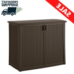 Patio Cabinet Outdoor Deck Storage Box 42.25 in. x 23 in. 97
