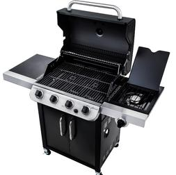 Patio Gas Grill 4 Burner Outdoor Backyard BBQ Cooking Meat B
