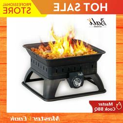 Portable Fire Pit Outdoor Patio Heater Backyard Camping Fire