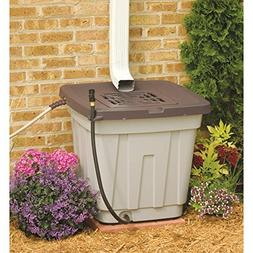 Suncast Rain Barrel Resin 50 Gal
