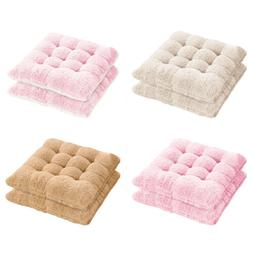"""Soft Chair Seat Cushion Pad 16"""" Home Garden Dining Room Pati"""