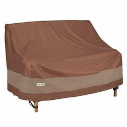 Duck Covers Ultimate Patio Loveseat Cover, 54-Inch - Cover O