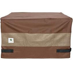 Duck Covers Ultimate Square Fire Pit Cover, 50-Inch, New, Fr