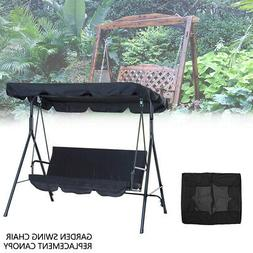 US Swing Chair Top Cover Outdoor Canopy Replacement Porch Pa